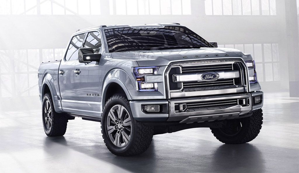 2015 Ford Atlas Price And Release Date