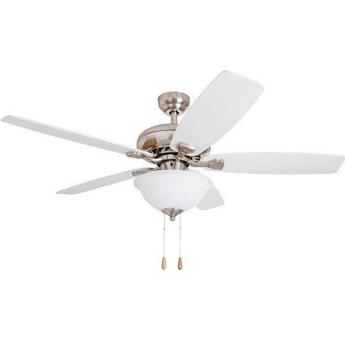 "Found it at Wayfair - 52"" Fletcher Indoor 5 Blade Ceiling Fan with Remote"