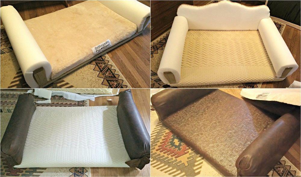 How To Build A High End Dog Sofa Dog Sofa Diy Dog Stuff Pet Sofa