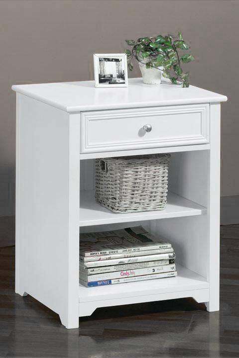 Oxford One Drawer End Table Tables Living Room Furniture