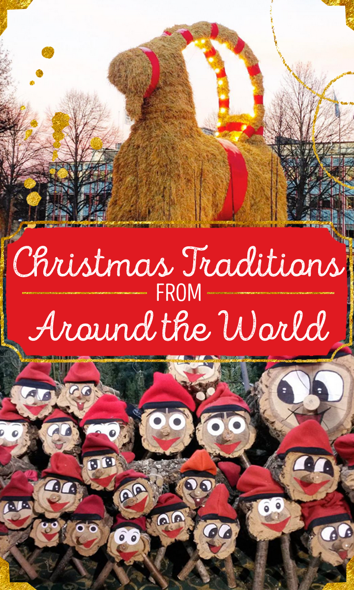 Christmas Around The World Party Ideas Part - 41: 11 Christmas Traditions From Around The World We Should All Adopt  Immediately