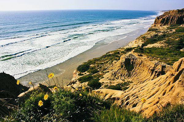 Torrey Pines #Cliffs – San Diego, #California
