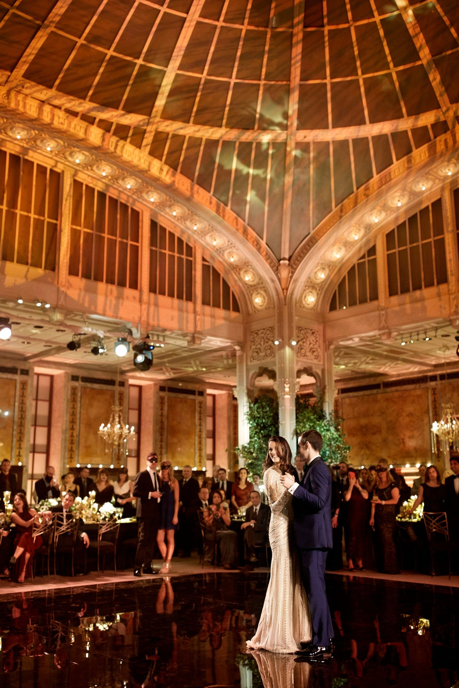 New York Public Library Wedding In 2020 Library Wedding Wedding New Years Wedding