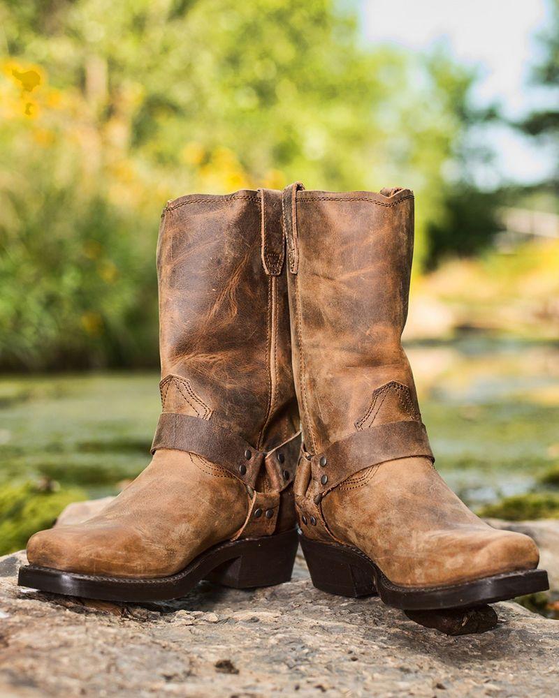 c747caf707f Dingo Men's Dean Harness Boots - Square Toe | Boots for TJ | Boots ...