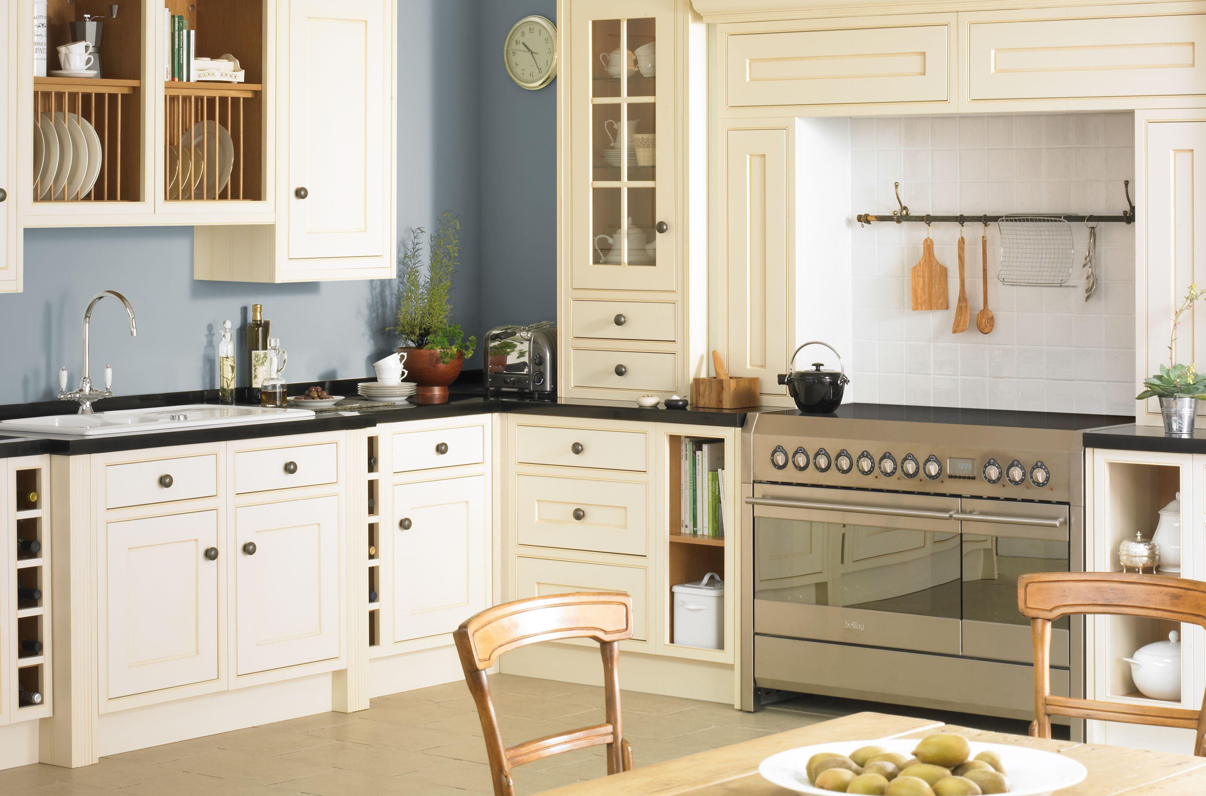Image of the Woburn kitchen