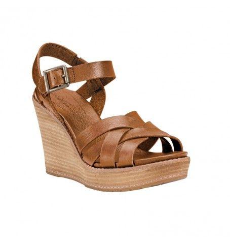 timberland femme sandales