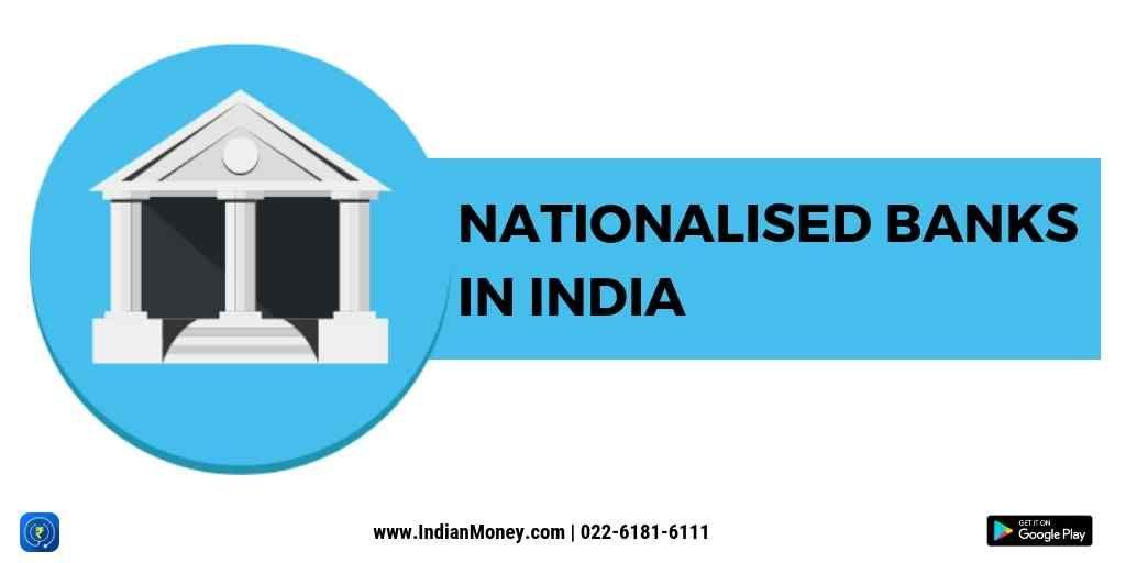 Nationalized Banks In India Bank Of India India Economics