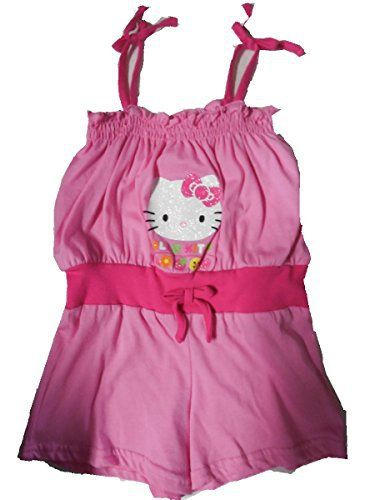 4c37d824a Hello Kitty Girls Romper | Jumpsuits & Rompers | Rompers, Girls ...
