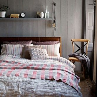 And so to bed... stylish dreams are made of these http://www.houseandgarden.co.uk/interiors/bedroom/cosy?next#ViewImage