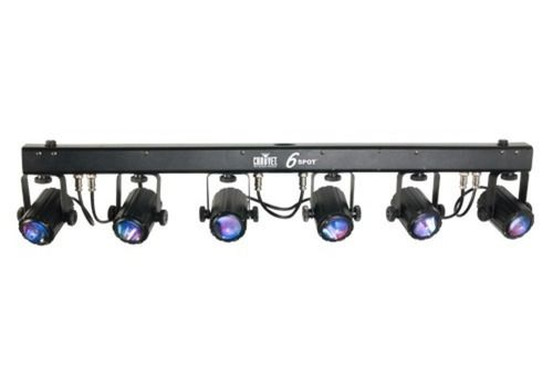 Motorized Lighting Bar Led Stage Lights Color Changer
