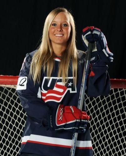 Kelli Stack U S Hockey Ohio Tis The Season Women S Hockey