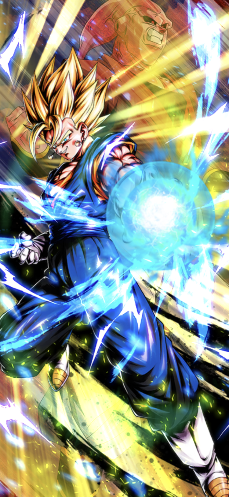 Super Vegito Dragon Ball Legends Art Dragon Ball Artwork Dragon Ball Super Manga Dragon Ball Image