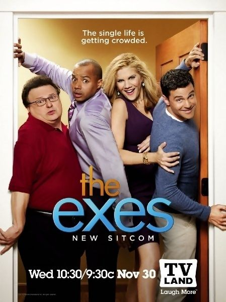 The Exes Is An American Comedy Television Series Starring Donald Faison Wayne Knight Kristen Johnston David Alan Basche And Kelly Stables It Debu Catamarano