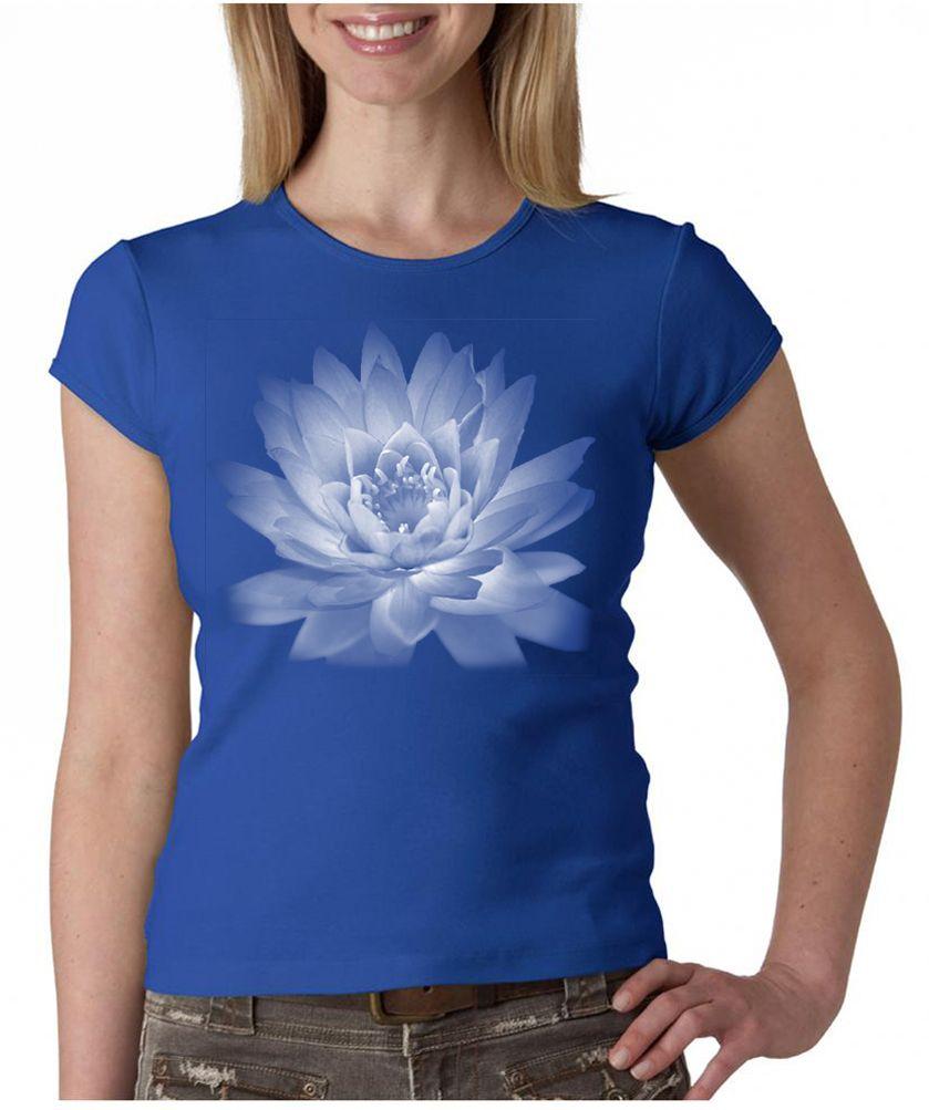 Ladies yoga t shirt lotus flower crew neck shirt ladies lotus flower ladies yoga t shirt lotus flower crew neck shirt ladies lotus flower yoga shirts ladies izmirmasajfo Images