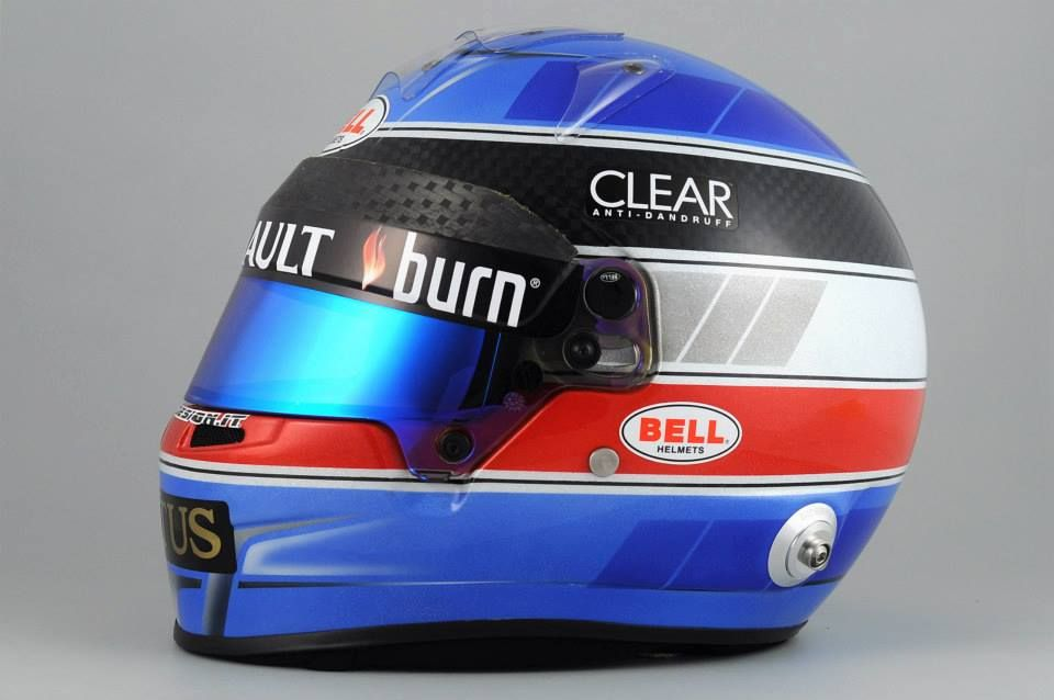 Bell HP7 N.Prost 2013 by Kaos-Design