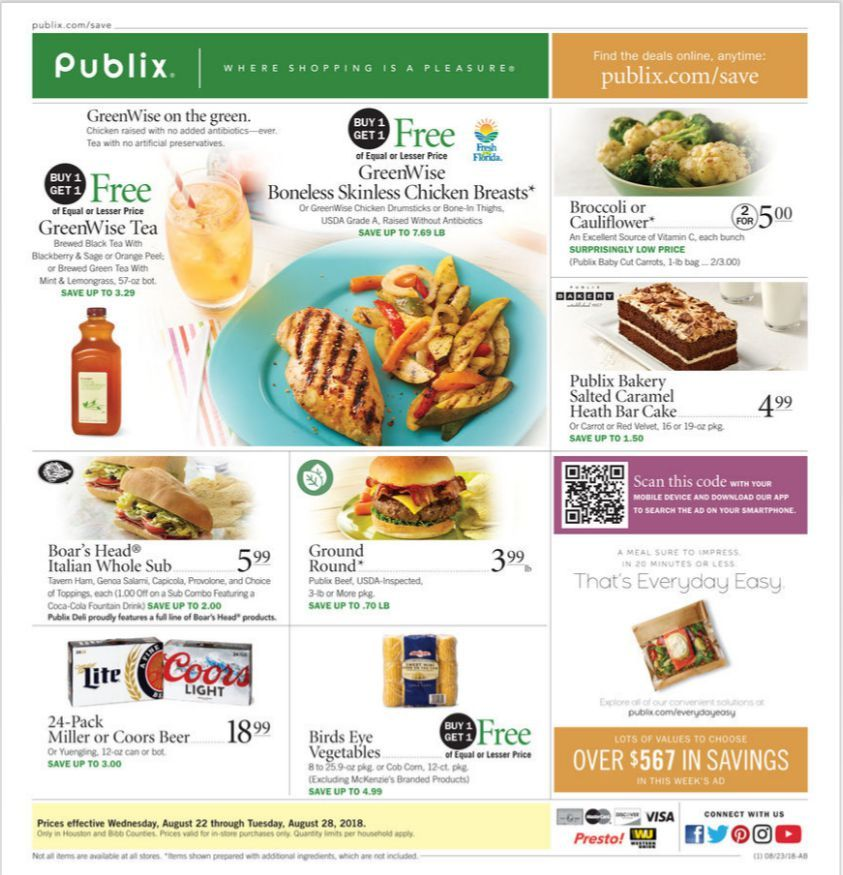 Acme Fresh Market Weekly Specials