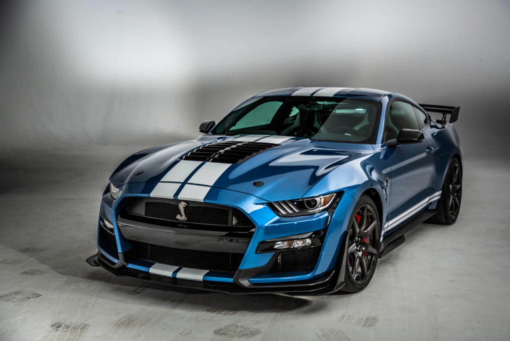 2020 Ford Mustang Shelby Gt500 Coupe Ford Mustang Shelby Gt500