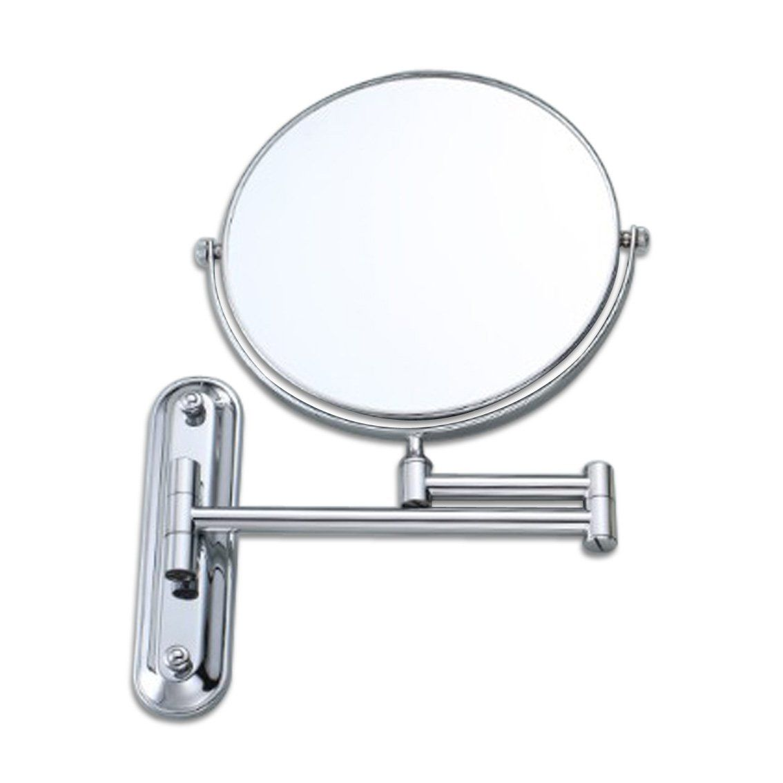 Siker Beauty Mirror Full Copper Wall Mounted Vanity Mirror