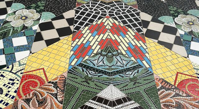 Mosaic Art 1 by african frames   Flickr - Photo Sharing!