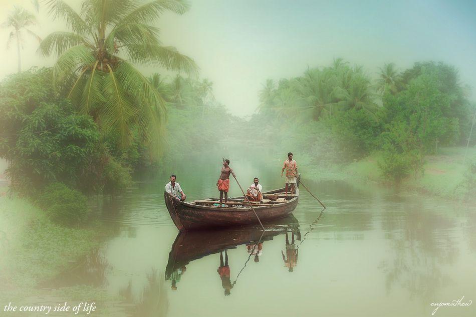 Kerala Landscape Google Search Art Village Village Photography Watercolor Landscape