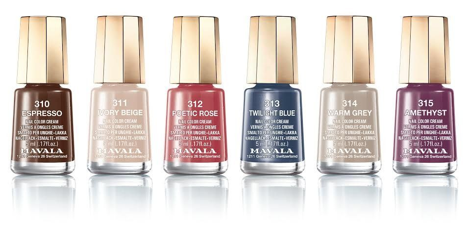 Tried and Tested: Mavala Nail Polish | Pinterest | Mavala nail ...