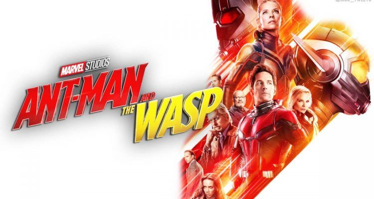 Ant Man And The Wasp Review Ant Man Wasp Wasp Movie