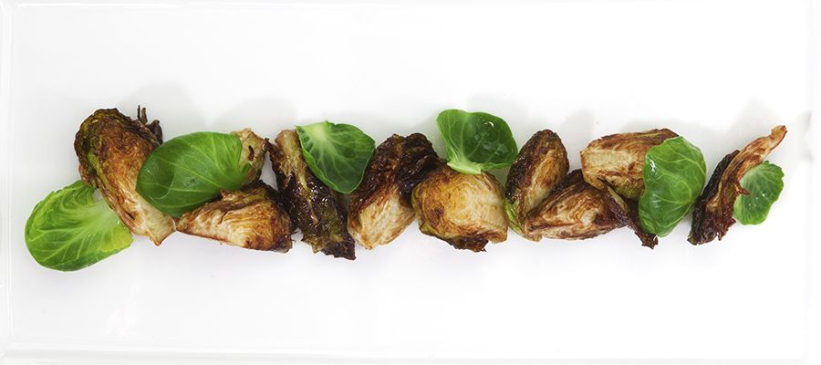 Brussel Sprout Season...Try them fried