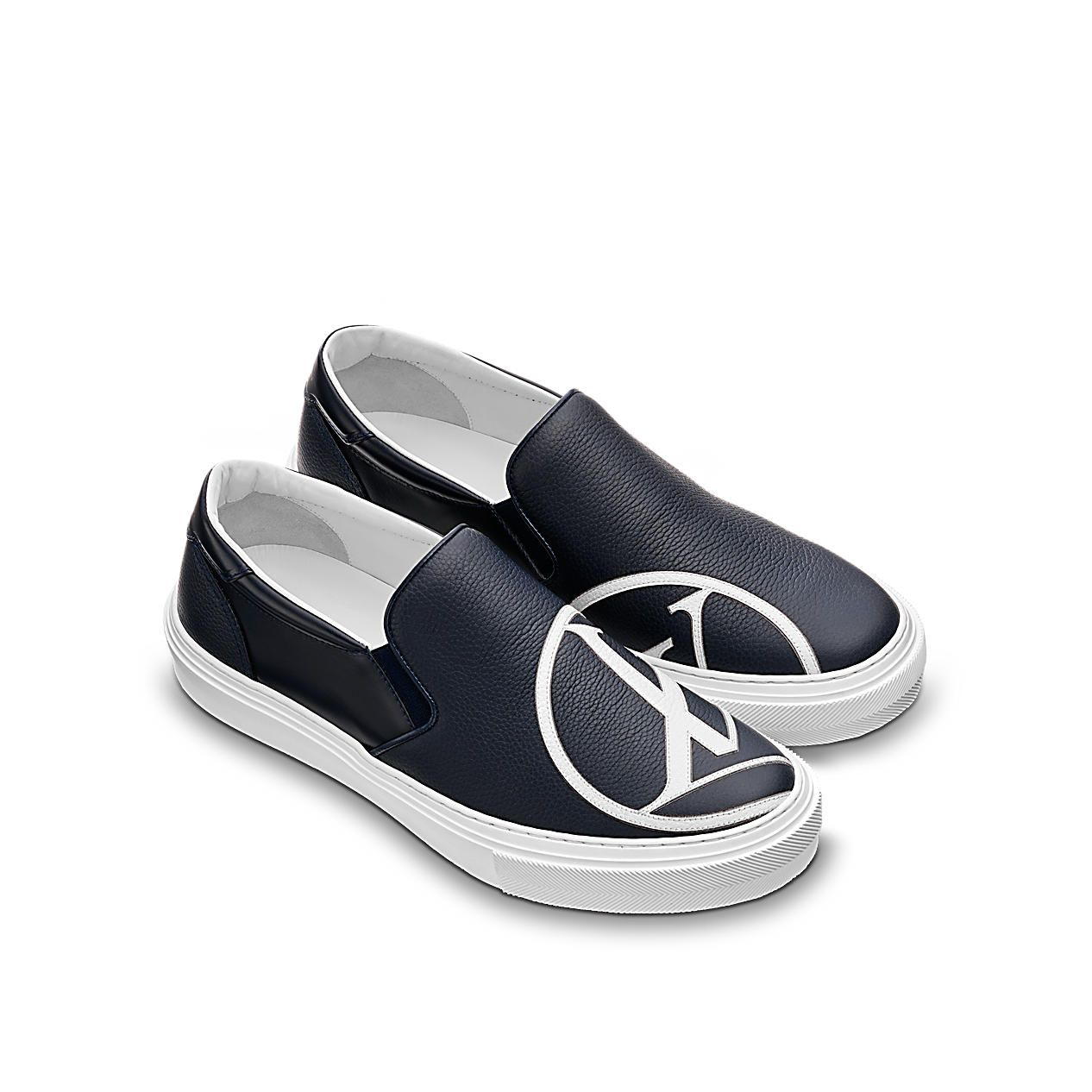 SHOES Trocadero Slip On | Louis Vuitton