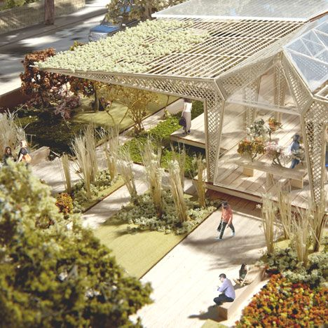 Norman Foster Unveils Maggie S Centre For Home Town Of Manchester