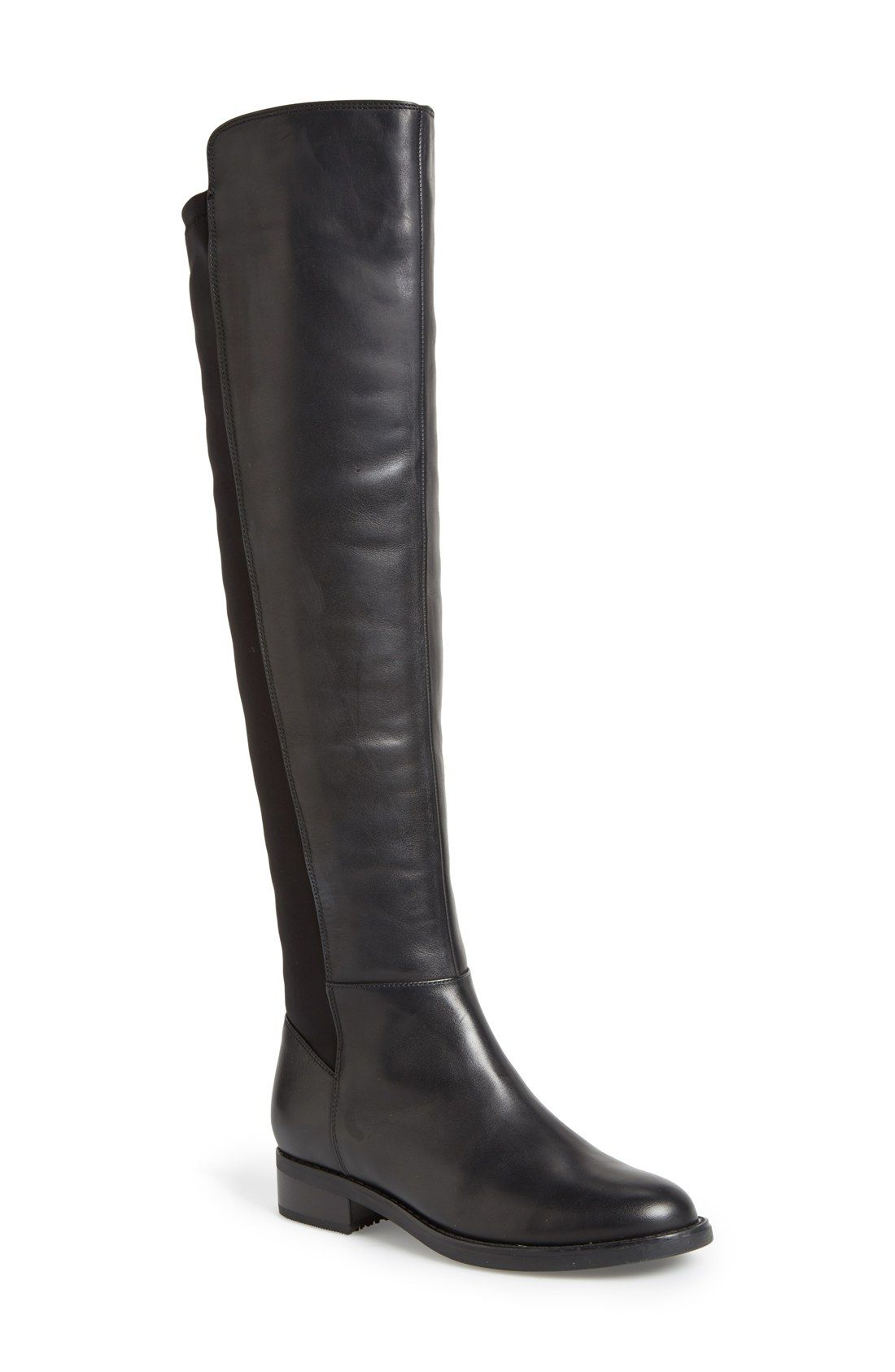 These Over The Knee Waterproof Boots Are Hot Winter