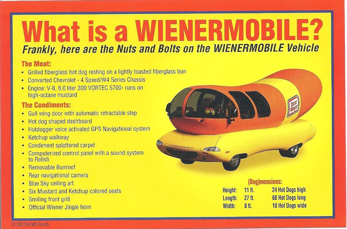 Watch moreover Oscar Mayer Leaner 143407 moreover 321098649948 furthermore Four Unforgettable Jingles For  mercials in addition 1900024817454800. on oscar mayer wiener