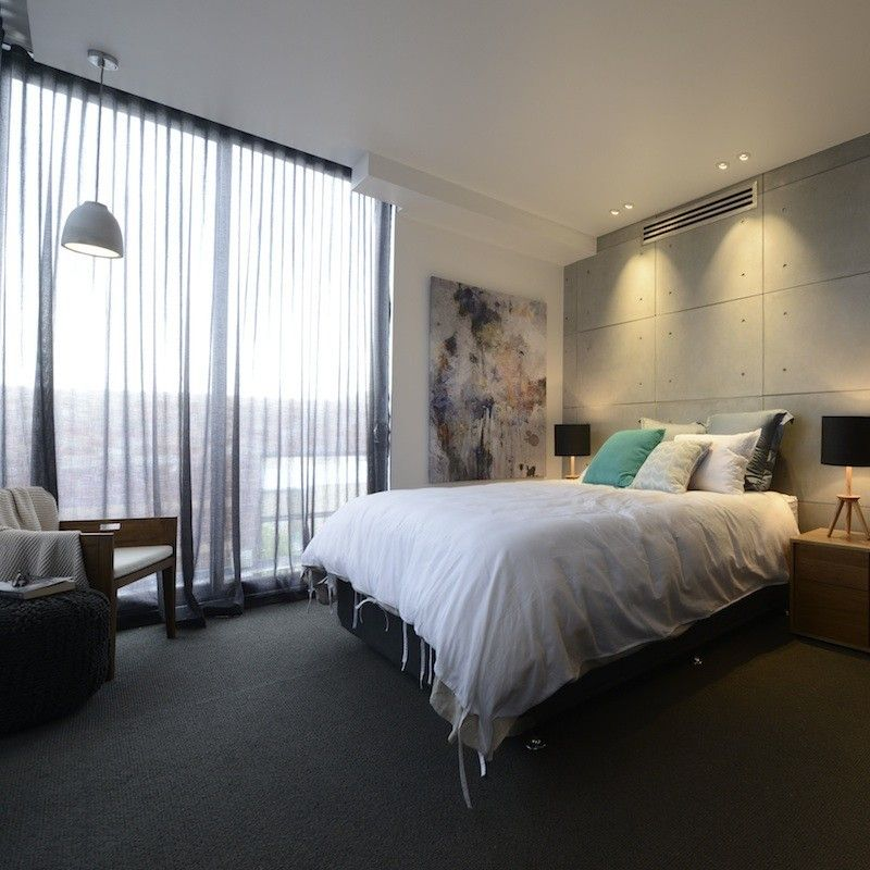 Bedroom Roof Interior Design Bedroom Carpet Dublin Red Carpet Bedroom Ideas Bedroom Furniture With Desk: Sheer Charcoal Curtains From Ceiling To Floor With