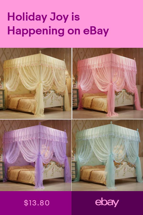 Canopies & Netting Home & Garden ebay Girls bedroom