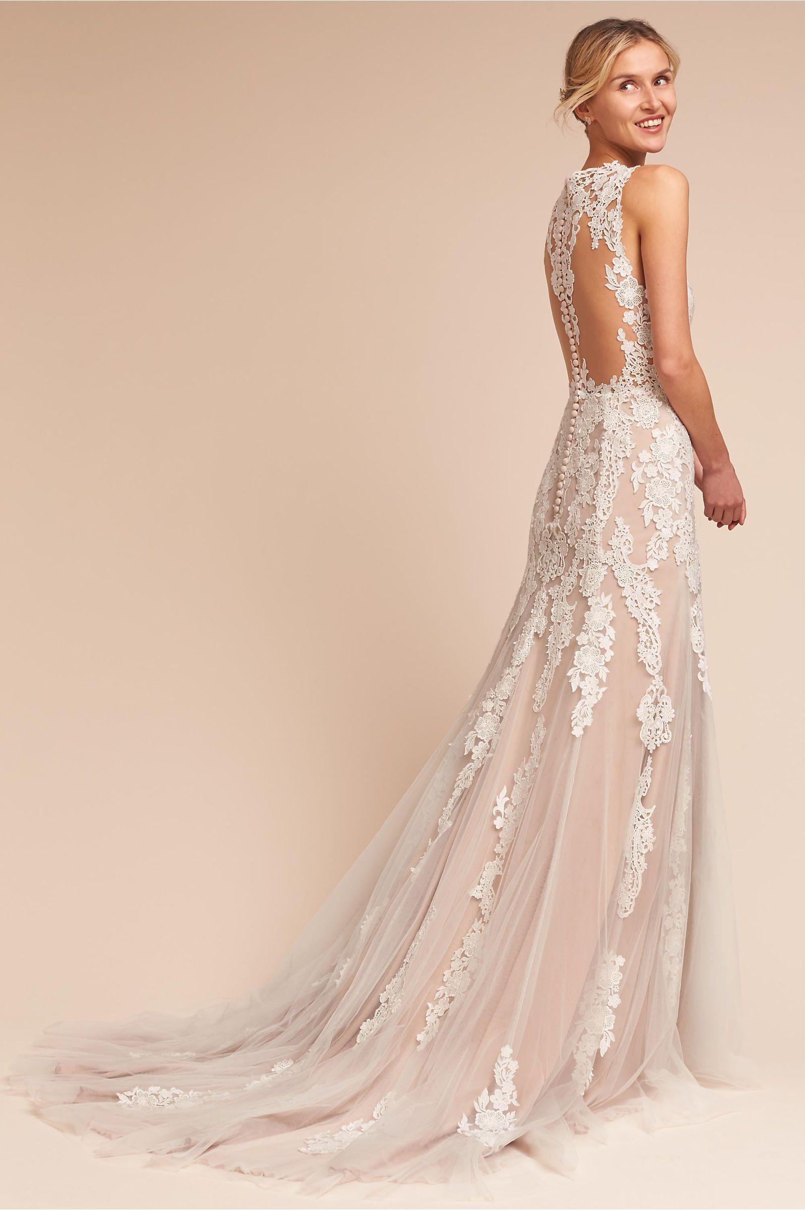 BHLDN Monarch Gown in Bride Wedding Dresses | BHLDN | BHLDN ...