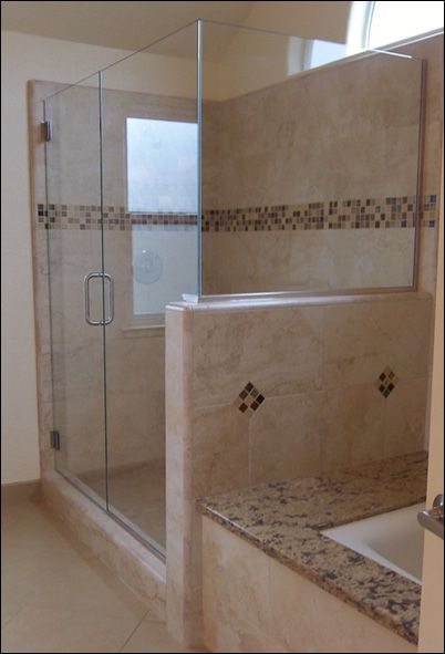 Google Image Result For Http Www Showcaseshowerdoor Com Blog Photos 10222011 Jpg Sleek Bathroom Bathroom Renovation Designs Bathrooms Remodel