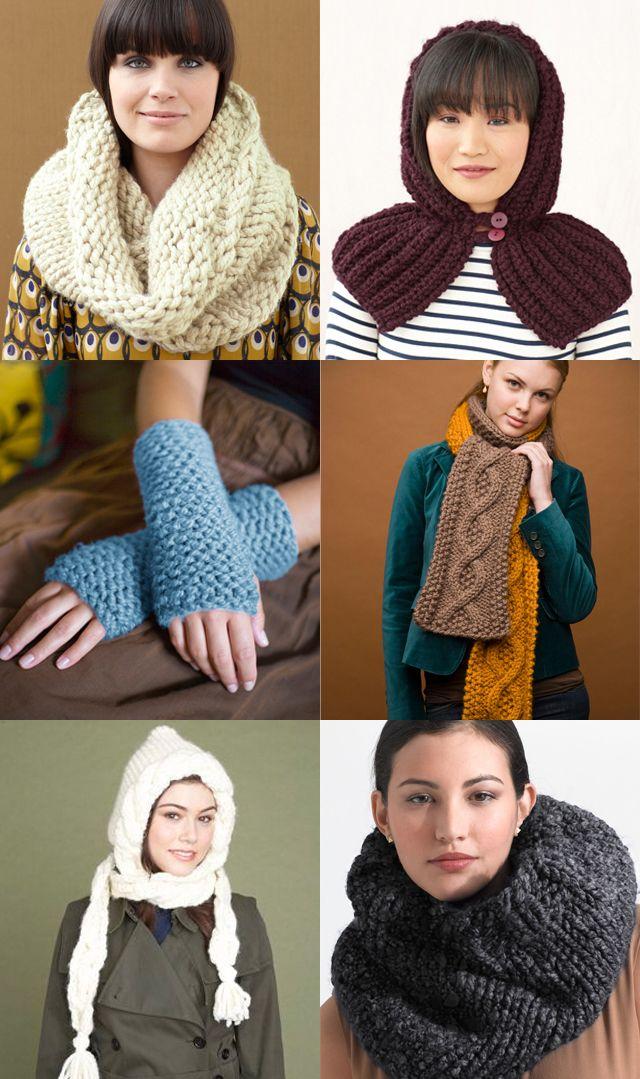 pocketful of pretty: slightly obsessed...big chunky knits