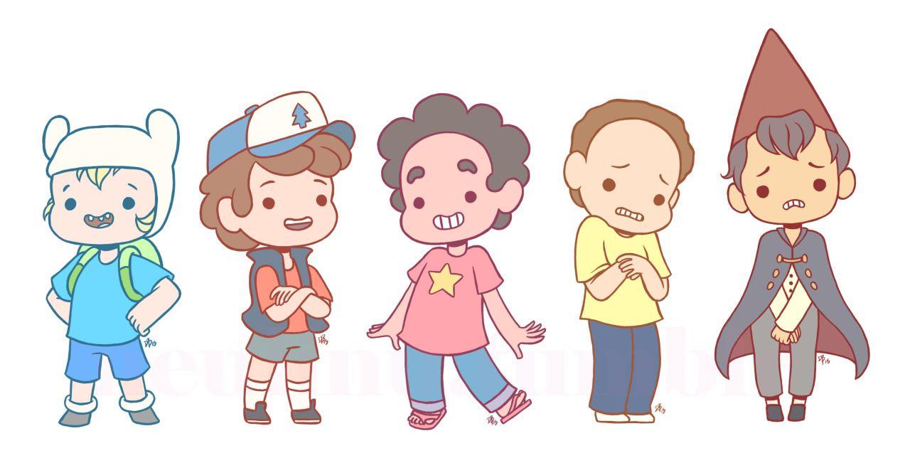 Gravity Falls X Steven Universe X Star Vs. The Forces Of Evil~! | Gravity  Falls | Pinterest | Gravity Falls, Steven Universe And Universe