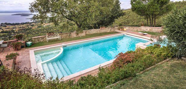 Quanto costa una piscina interrata Piscina interrata