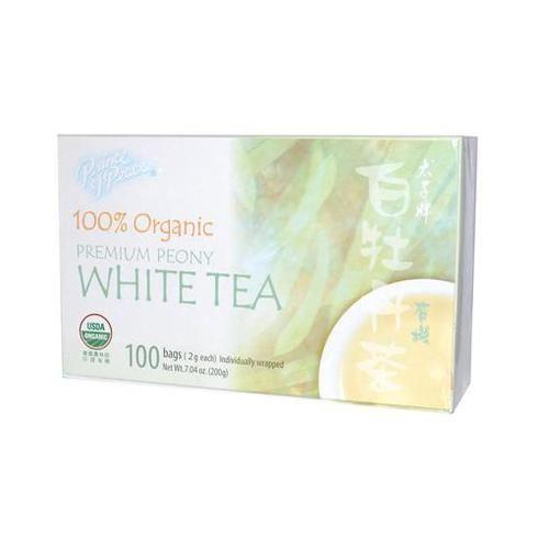 Prince Of Peace Organic Premium Peony White Tea 100 Bags