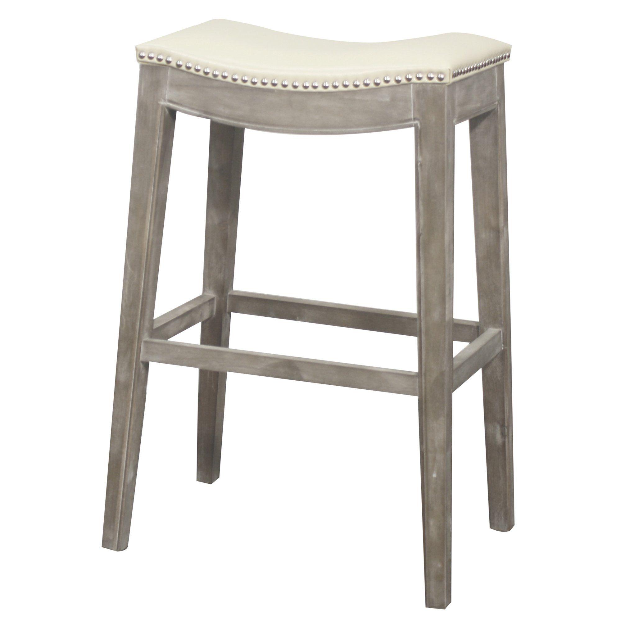 Customer Image Zoomed Leather bar stools, Bar stools