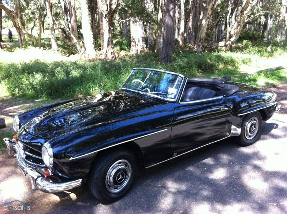 1958 MercedesBenz 190SL R121 Cars for sale, New and