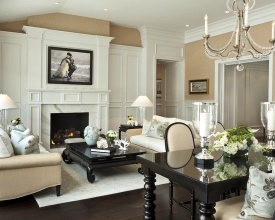 Living Room Designs Traditional Captivating Traditional Living Room Fireplacepaneling Design Pictures Design Ideas