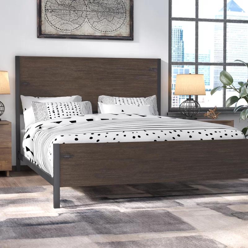 Moriann Standard Bed & Reviews | Joss & Main in 2020 ...