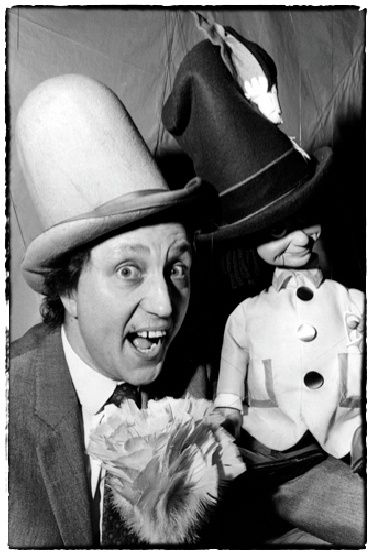 """Ken Dodd..the eccentric comedian said """"Comedians are jesters & jesters have a fools licence"""" .. #KenDodd"""