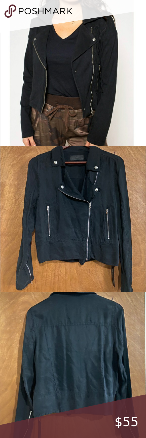 NWT Blank NYC moto jacket Check out this listing I