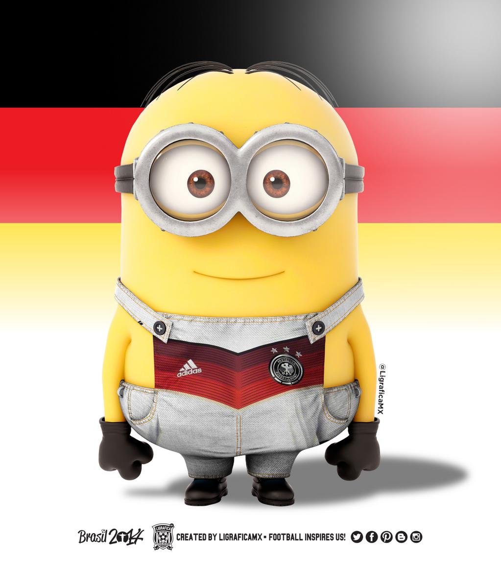 Deutschland Minions