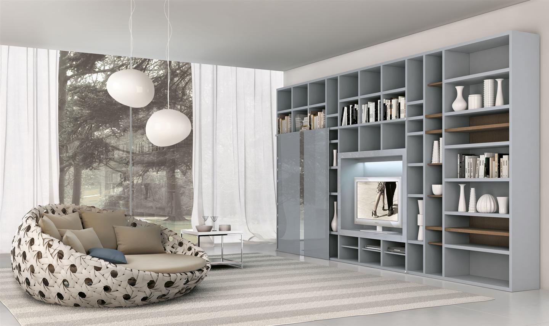 Mobili alf da frè: arredamento soggiorno e arredamento casa zona