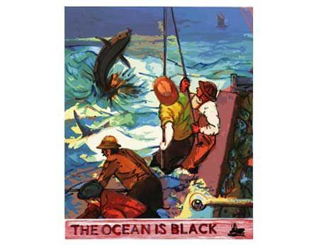 Michael Torlen:  The Ocean is Black