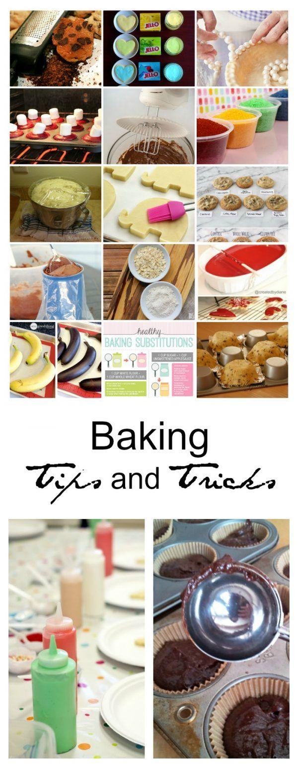 Baking Tips and Tricks Food, Baking tips, Cake