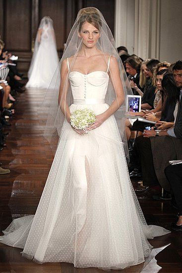 The Most Gorgeous Gowns From Bridal Fashion Week My Style